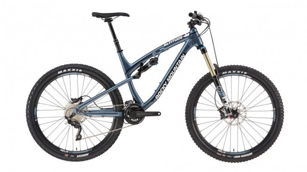 2016 27.5″ Rocky Mountain Altitude 750 (27.5″)