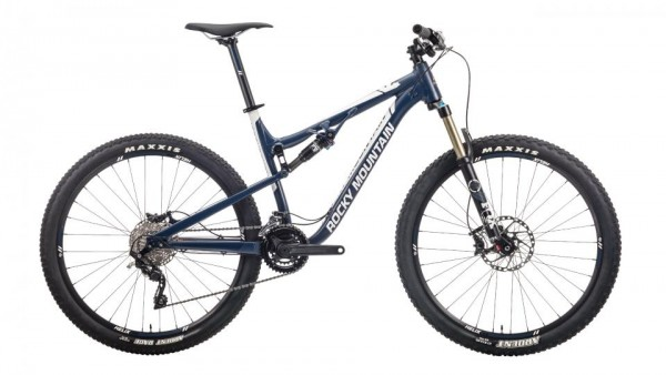 2016 Rocky Mountain Thunderbolt 750 (27.5″)