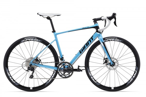 2016 Giant Defy 1 Disc