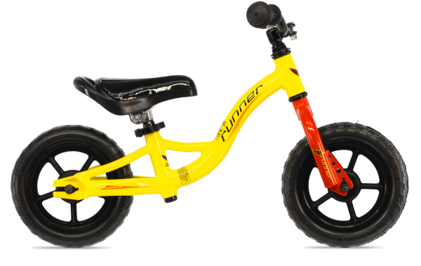 10″ Norco Run Bike (Boys EVA)