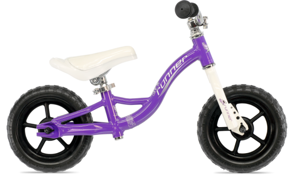 10″ Norco Run Bike (Girls EVA)