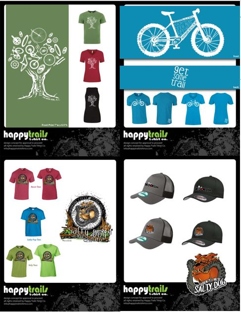 Skookum and Salty Dog Apparel is now in stock!