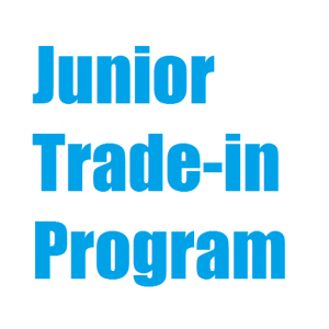 Junior Trade-in Program