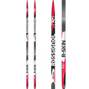Rossignol R-Skin with NIS plate