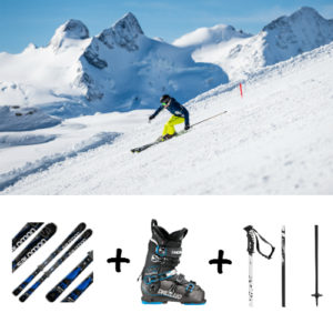 Men's Sport Alpine Package
