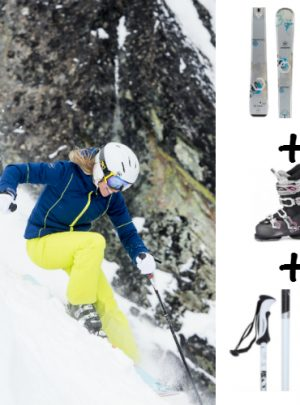 Women's Sport Alpine Package