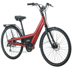2017 Evox City 520 e-bike