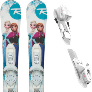 Rossignol Frozen (Baby) with Kid-X binding