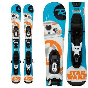 Rossignol Star Wars Baby with Kid-X binding