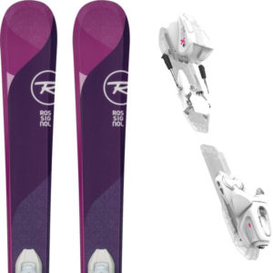 Rossignol Temptation Pro KX with KID-X B76 binding