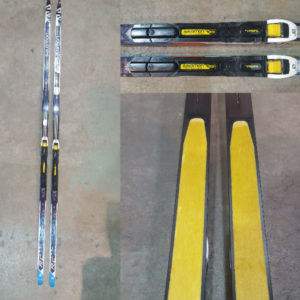 2016 Salomon RC Skin (Demo skis)