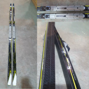 2013 Fischer Superlite Crown (Demo skis)